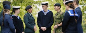 Female conscription in Norway