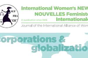 Corporations and Globalization – Women's Human Rights