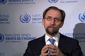 Opening Statement by Zeid Ra'ad Al Hussein, UN High Commissioner for Human Rights
