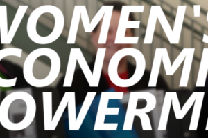 Women's economic empowerment in the changing world of work